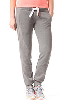 SUPERDRY Womens Orange Label Slim Jogging Pant dark marl