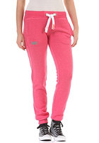SUPERDRY Womens Orange Label Slim Jogging Pant rose red marl