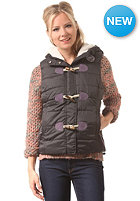 SUPERDRY Womens Puffle Gilet Vest black