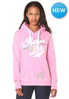 SUPERDRY Womens Stacker Entry ice marl/fluro pink