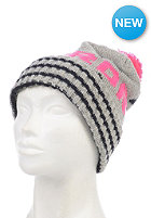 SUPERDRY Womens Superdry Star Racer Logo Beanie light grey