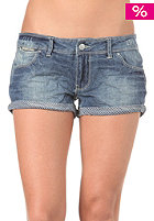 SUPERDRY Womens Tickerturn Short classic blue