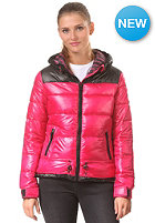 SUPERDRY Womens Ultra Lite Intrepid Jacket black/pop pink