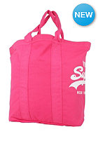 SUPERDRY Womens Vintage Tote Bag fluro pink