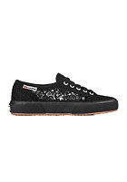 SUPERGA 2750 Macrame full black