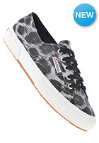 SUPERGA Womens 2750 Cotw Animals leopard black