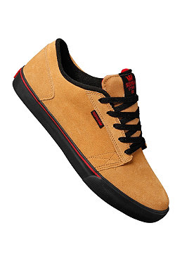 SUPRA Amigo 3 Lowtop Suede honey