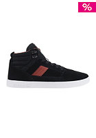 SUPRA Bandit burnt henna - white