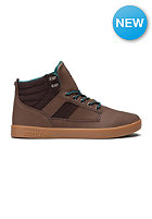 SUPRA Bandit chocolate/green - gum