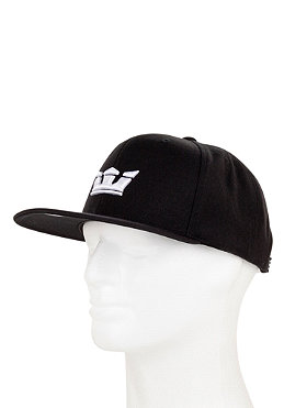 SUPRA Crown Starter Cap black