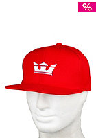 SUPRA Icon Starter Cap red
