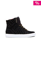 SUPRA Kids Skytop black/brass - white