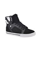 SUPRA Kids Skytop black/white white