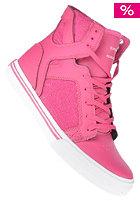 SUPRA Kids Skytop crazy pink/white