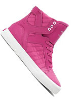 SUPRA Kids Skytop hot pink/white
