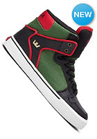 SUPRA Kids Vaider black/forest green/white