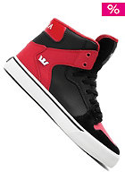 SUPRA Kids Vaider black/red white