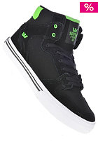 SUPRA Kids Vaider black/soft lime/white