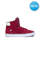 SUPRA Kids Vaider burgundy - white