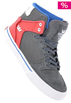 SUPRA Kids Vaider dk shadow/ath red/white