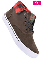 SUPRA Passion brown/checker/white