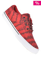 SUPRA Pistol burgundy/red/white