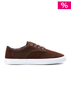 SUPRA Pistol chocolate - white
