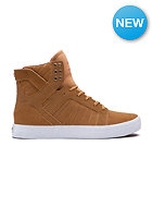 Skytop brown/yellow - white