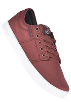 SUPRA Stacks burgundy/black/white