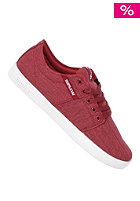 SUPRA Stacks burgundy/white