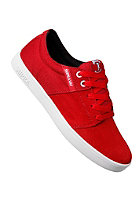 SUPRA Stacks Lowtop Suede red 