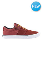 SUPRA Stacks Vulc II burnt henna - white