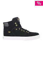 SUPRA Vaider black/gold - white