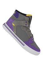 SUPRA Vaider grey/purple/yellow/white