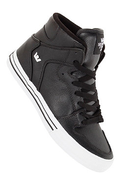 SUPRA Vaider High Suede black/white