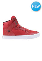 SUPRA Vaider red / snake- white