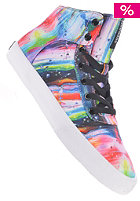 SUPRA Womens Cutter paint splatter/white