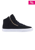 SUPRA Womens Cuttler black / crackle - white