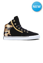 SUPRA Womens Cuttler black/gold - white