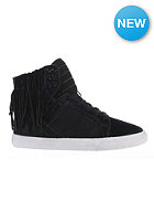 SUPRA Womens Skytop black/zebra - white