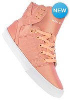 Womens Skytop coral/white