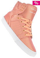SUPRA Womens Skytop coral/white