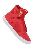SUPRA Womens Skytop red/gold/white