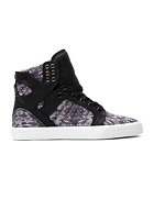 SUPRA Womens Skytop snake/black white