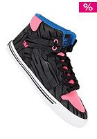 SUPRA Womens Vaider black/pink/royal/white