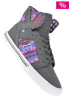 SUPRA Womens WMNS Skytop charcoal/pink/white