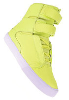 SUPRA Womens WMNS Society acid yellow/pastel lilac