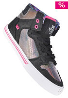SUPRA Womens WMNS Vaider black/crazy pink/white