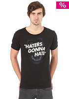 SUPREME BEING SBVT Haters S/S T-Shirt black