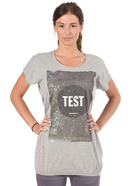SUPREME BEING Womens Note Test Top heather